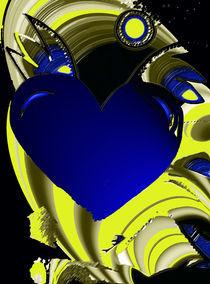 Fliegendes Herz 2 von uschka