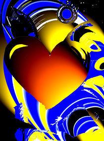 Fliegendes Herz 4 by uschka