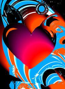 Fliegendes Herz 4 von uschka