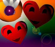 Fliegendes Herz 6 von uschka