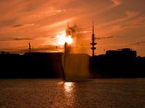 I ♥ Hamburg by Enrico Heuer