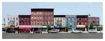 Panorama Brooklyn von Veit Schuetz