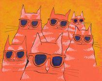Cool Cats von Arnulf Kossak