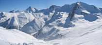 Bergpanorama von frederic