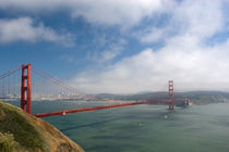 Golden Gate Bridge von Ulf Jungjohann