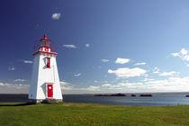 Leuchtturm von Dalhousi by Ulf Jungjohann