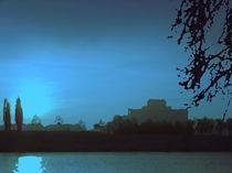 Die blaue Sonne von Kurt Wieser