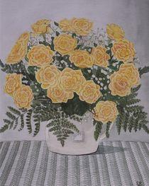 Rosenstrauß by Sabrina Hennig