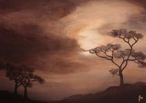 Abendstimmung by Sabrina Hennig