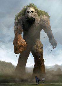 Rock Giant von Milek Jakubiec