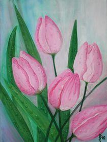 Tulpen by Sabrina Hennig