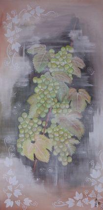 Weintrauben by Sabrina Hennig