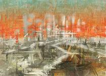 Future City von Frank Siekmann