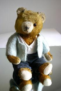 Der alte Teddybär by Maria Reichenauer