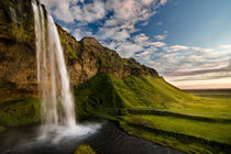 Seljalandsfoss by Henrik Spranz