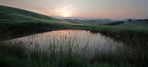 Tuscany Sunrise von Henrik Spranz