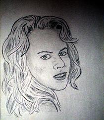 Nicole Kidman von Karin Frühbrodt-Biller