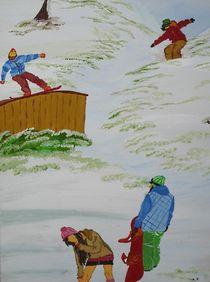 Snow von Karin Frühbrodt-Biller
