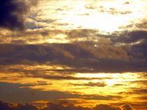 Der Himmel über Berlin 11 von Wolfgang Wende