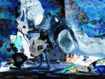 In der Blauen Welt von Wolfgang Wende