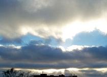 Der Himmel über Berlin 2 von Wolfgang Wende
