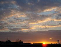 Der Himmel über Berlin 4 von Wolfgang Wende