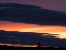 Sonnenuntergang von Wolfgang Wende