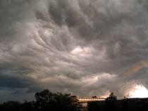 Der Himmel über Berlin 8 von Wolfgang Wende