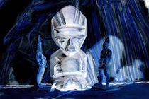Die Goldenen Ritter in der Höhle des Götzen von Wolfgang Wende