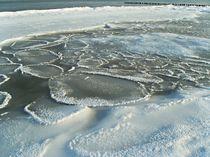 Eisschollen von Wolfgang Wende