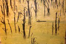 Tote Bäume by Fritz Mährle