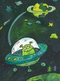 UFO by sabine voigt