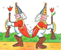 karneval,köln,düsseldorf,mainz von sabine voigt