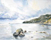 Am Kap Arkona, Rügen von Matthias Kriesel