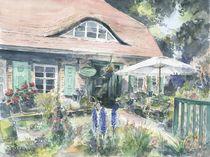 Garten in Wustrow von Matthias Kriesel