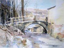 Brücke an der Kienmühle von Matthias Kriesel