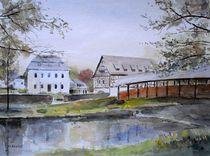 altes Gut in Weischlitz von Matthias Kriesel