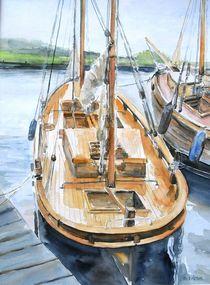 Zeesboot von Matthias Kriesel