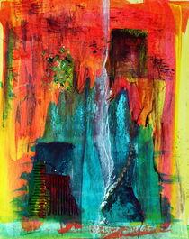 Blaue Berge von Dieter Greubel