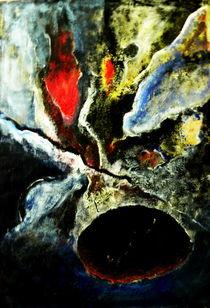 Krater von Dieter Greubel