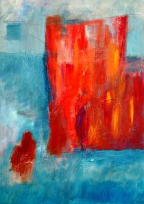Feuerwand von Dieter Greubel