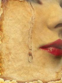 Crying Paper von Ahmed Nassar