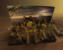 Card-wolves