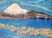 Vulkan in Südamerika by Sylvia W.