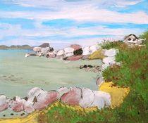 Simonstown in Südafrika by Sylvia W.