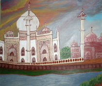 Tadsch mahal by Sylvia W.
