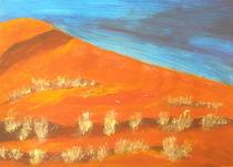 Wüste bei Nacht by Sylvia W.