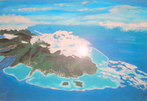 Tahiti II. by Sylvia W.