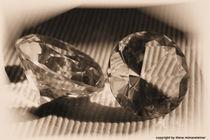 Glasleuchten sepia von Diana Reimansteiner