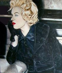 Marilyns Schatten von Dagmar Herrmann